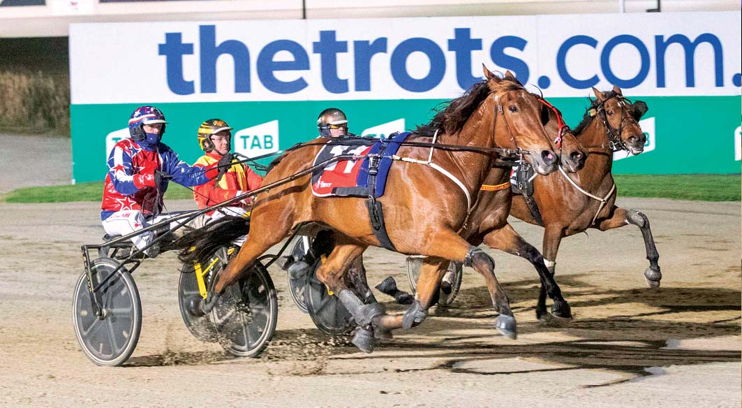 Misspent youth leads to Group One glory
