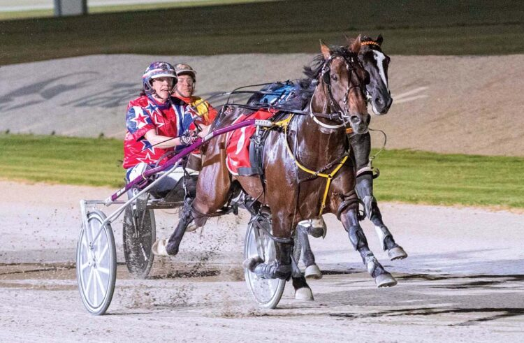 Here's the Late Mail for Menangle Saturday night