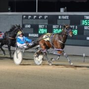 Late Mail for Menangle Tuesday afternoon