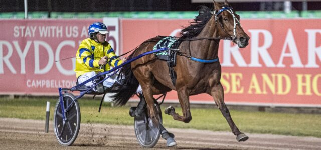 Winter escape after Group One glory
