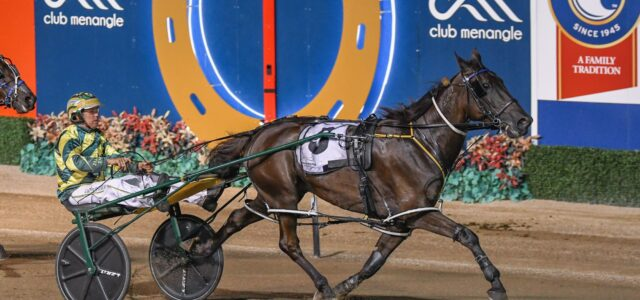 All the winners for Saturday night's big Menangle meeting