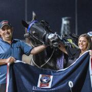 Speedy mare earns Group One tilt