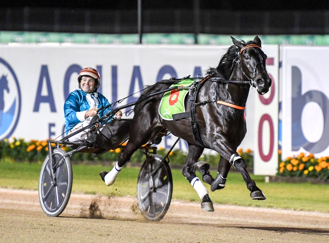 Mare maintains perfect record