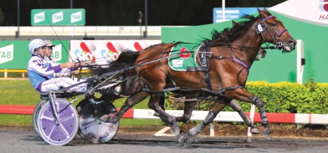 Handy pacer finds spiritual home