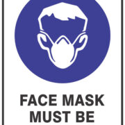 Masks compulsory for trainers and drivers