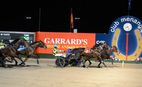 Mike Ko'cass with a race-by-race guide to Menangle Saturday night
