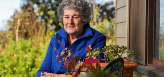 Well-deserved honour for amazing woman