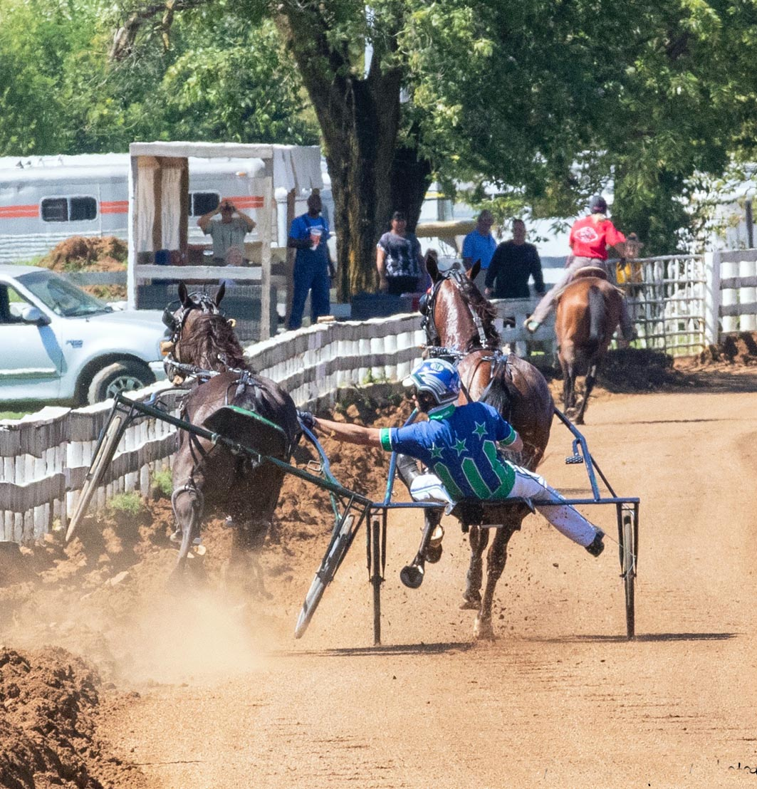 Aussie's heroic act at The Red Mile