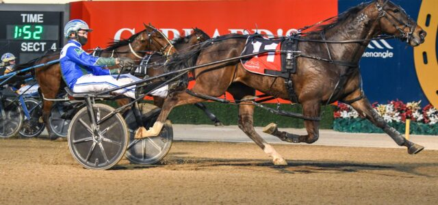 Finding the Menangle winners this weekend . . . with Mick Ko'cass