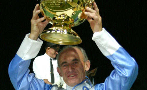 They won today's $1.3m Kosciuszko, but disappointed to miss tonight's Menangle meeting